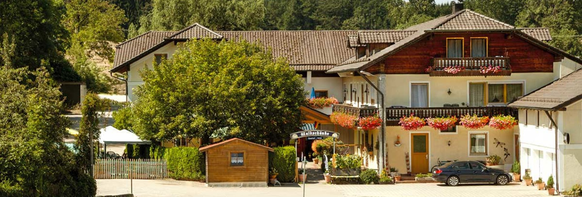 Gasthof Waldschänke Land-gut-Hotel